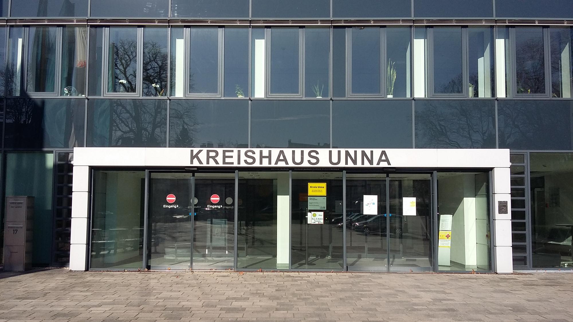 Kreishaus Unna, Foto: GOBYnet