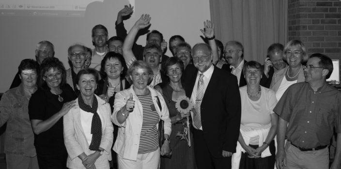 Ergebnisse der Kommunalwahl 2009