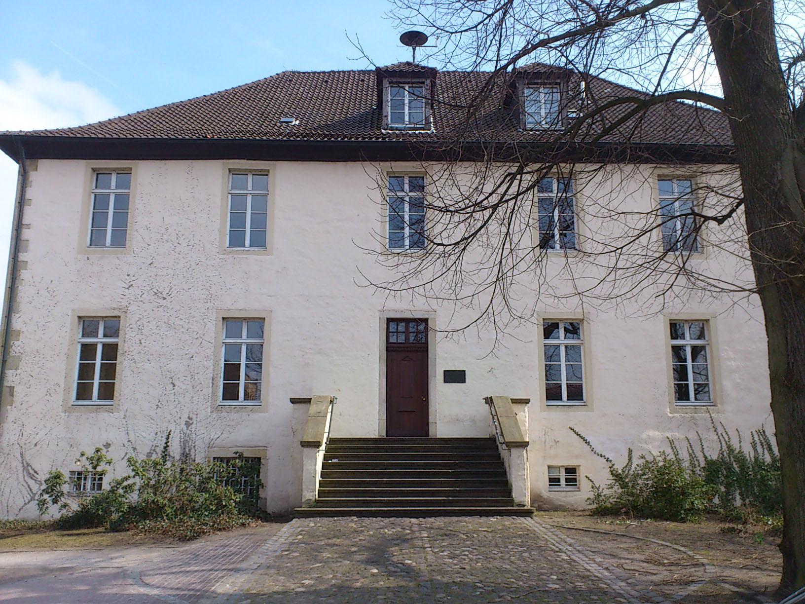 Burg Botzlar Selm