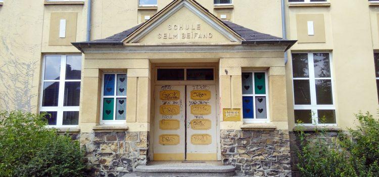 Lutherschule, ehemalige Gemeinschaftsgrundschule der Stadt Selm
