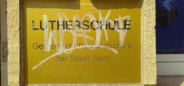 """Presseerklärung der UWG-Fraktion zum Thema """"Lutherschule"""""""