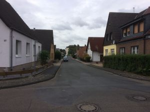 Blickachse Talstraße Selm