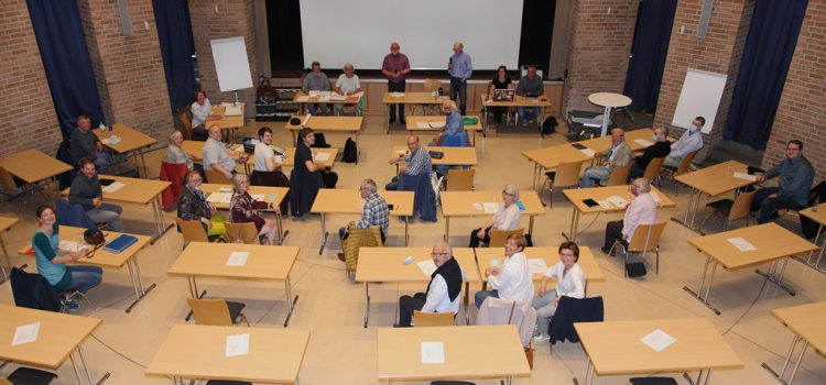 UWG Mitgliederversammlung in Corona-Zeiten