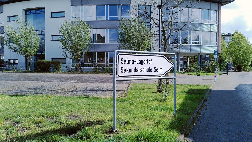 Selma-Lagerlöff-Sekundarschule Selm